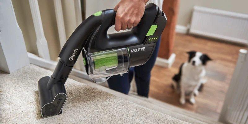 cordless vacuum cleaner - gtech powerfloor k9