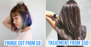 Hair salons singapore