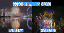 13 Best Free Places To Catch NDP Fireworks In 2020, Including Heartland Spots & Viewing Tips