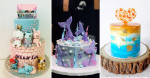 Customised Cakes in Singapore