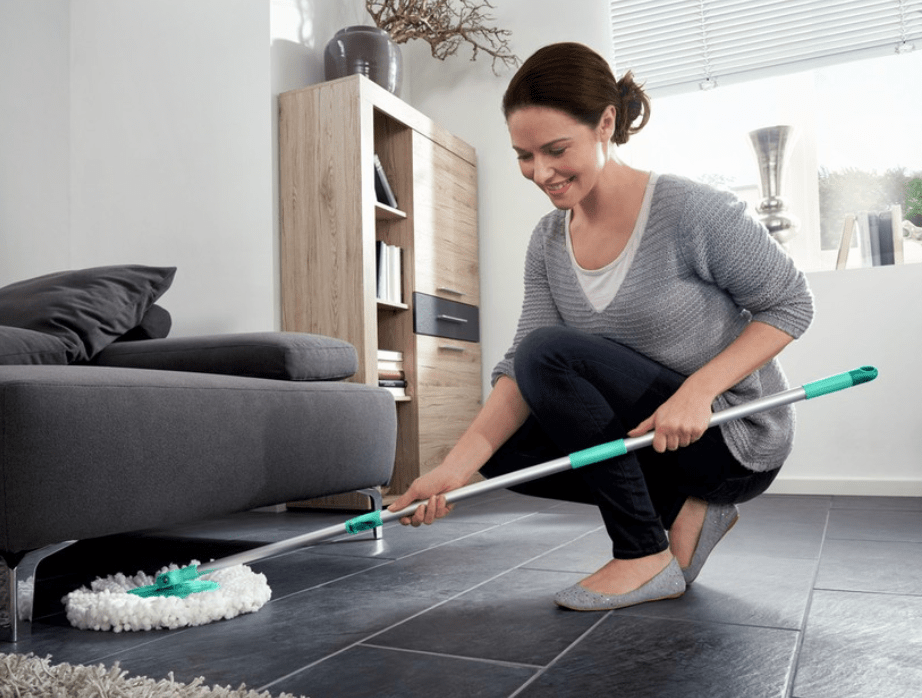 Best Mops in Singapore - LEIFHEIT Microfiber Fluffy Mop