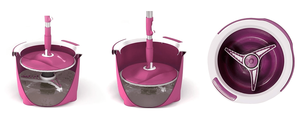 Best Mops in Singapore - JML Ultimo Airlift Mop Bucket