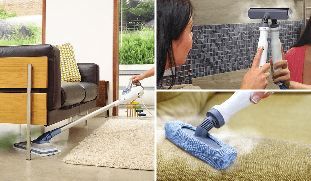 Best Mops in Singapore - Black & Decker Steam Mop