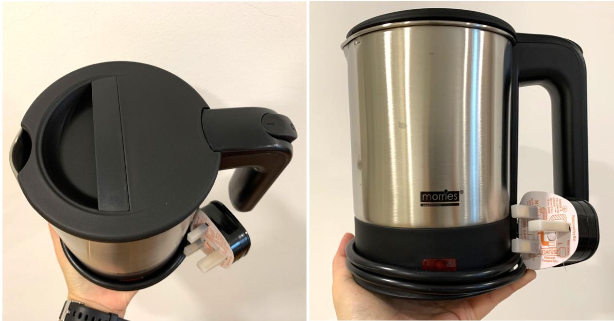 Morries 0.5L electric kettles