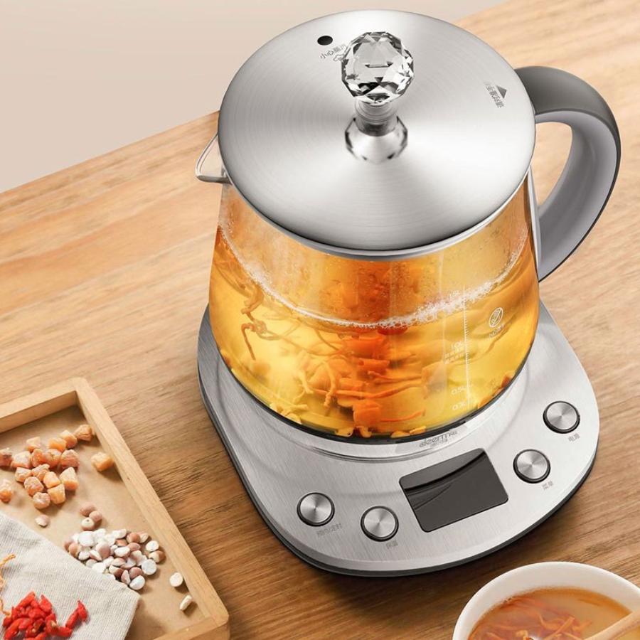 Xiaomi Deerma multifunctional glass kettles