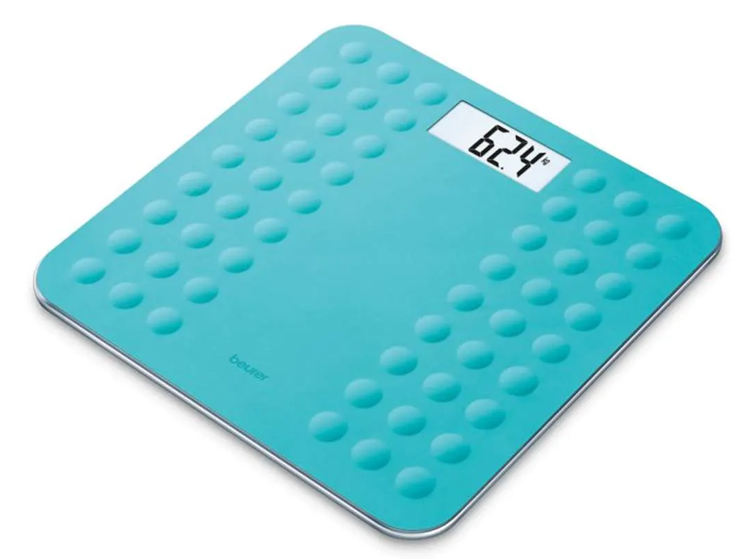 Beurer glass weighing scale