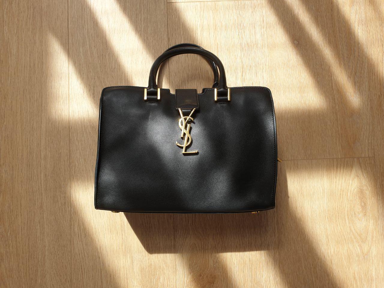 YSL Cabas small bag