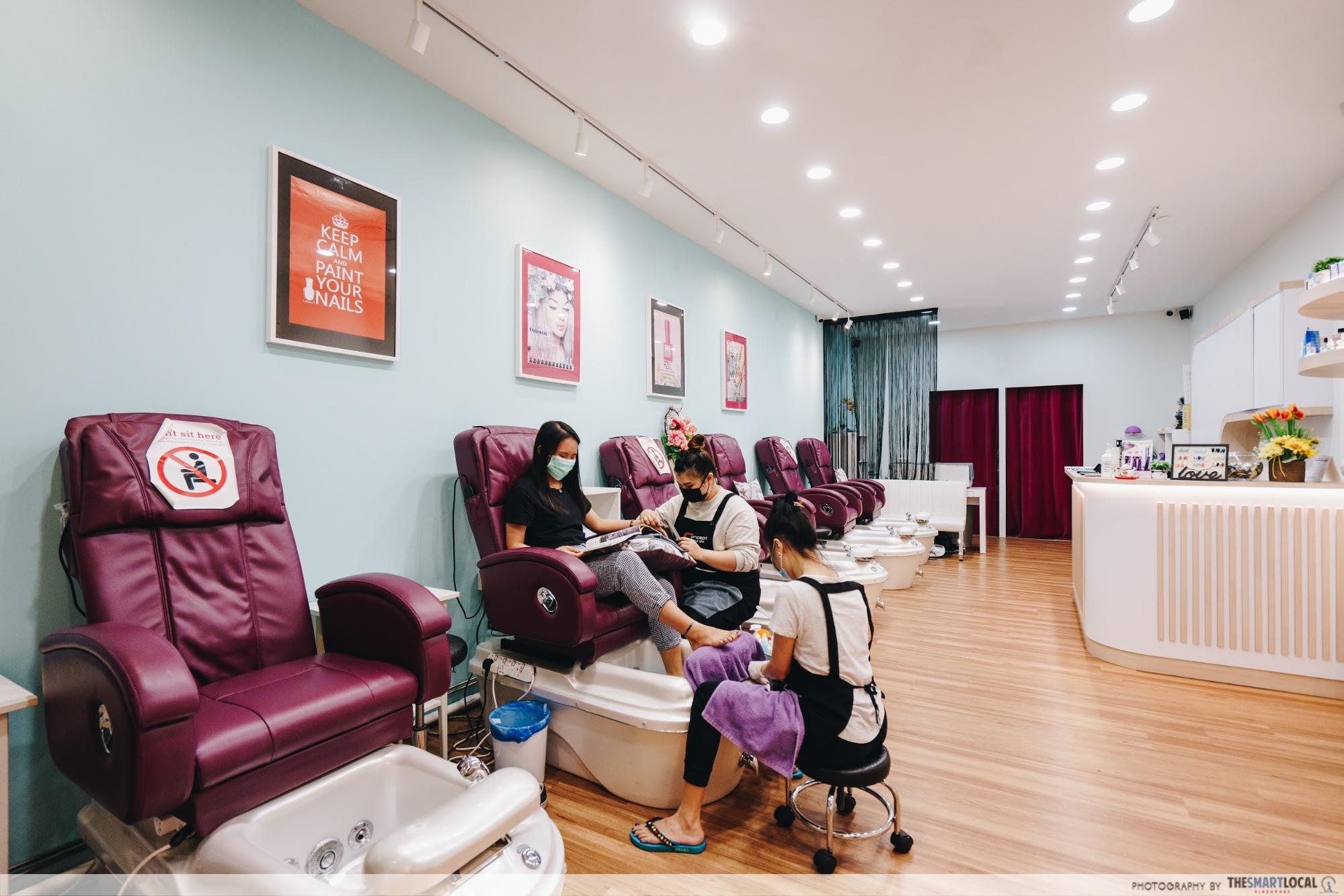 City Square Mall National Day Promos - Concept Nailz Spa