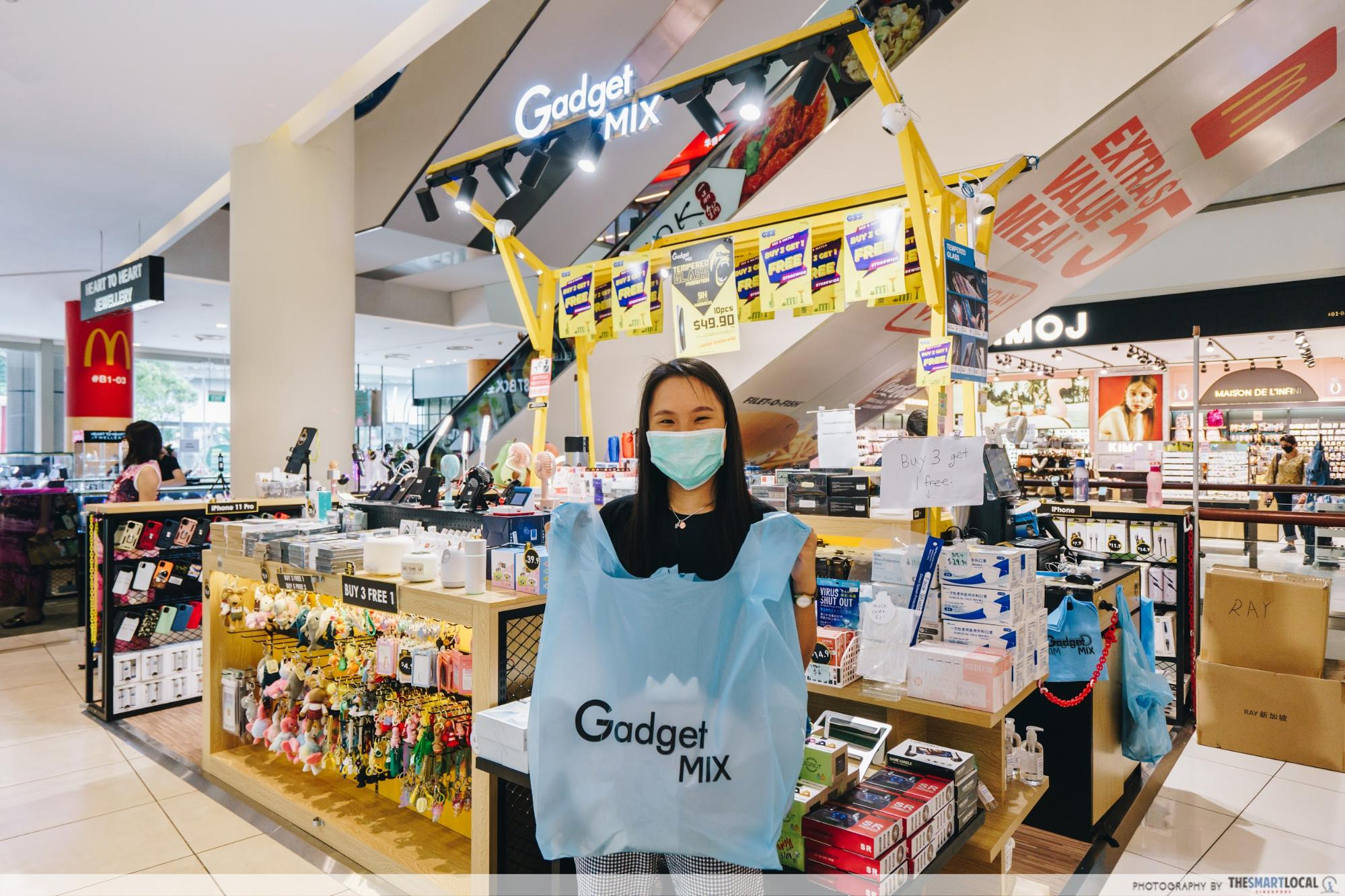 City Square Mall National Day Promos - Gadget Mix