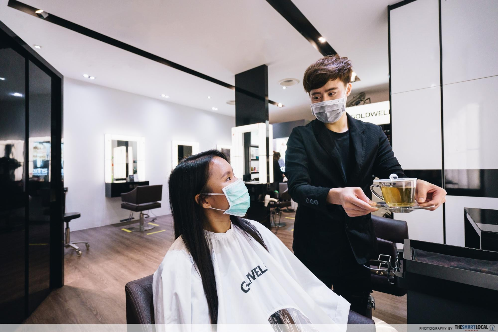 City Square Mall National Day Promos - Artistry Hair Studio