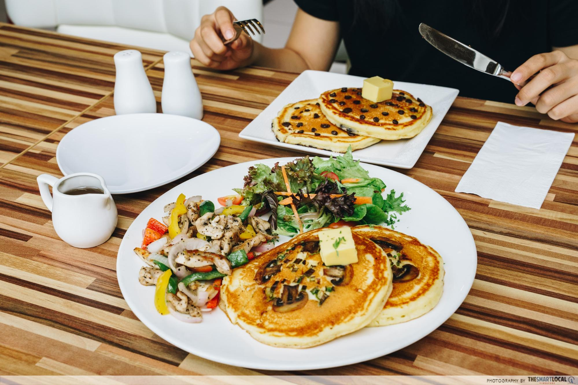 City Square Mall National Day Promos - Beyond Pancakes