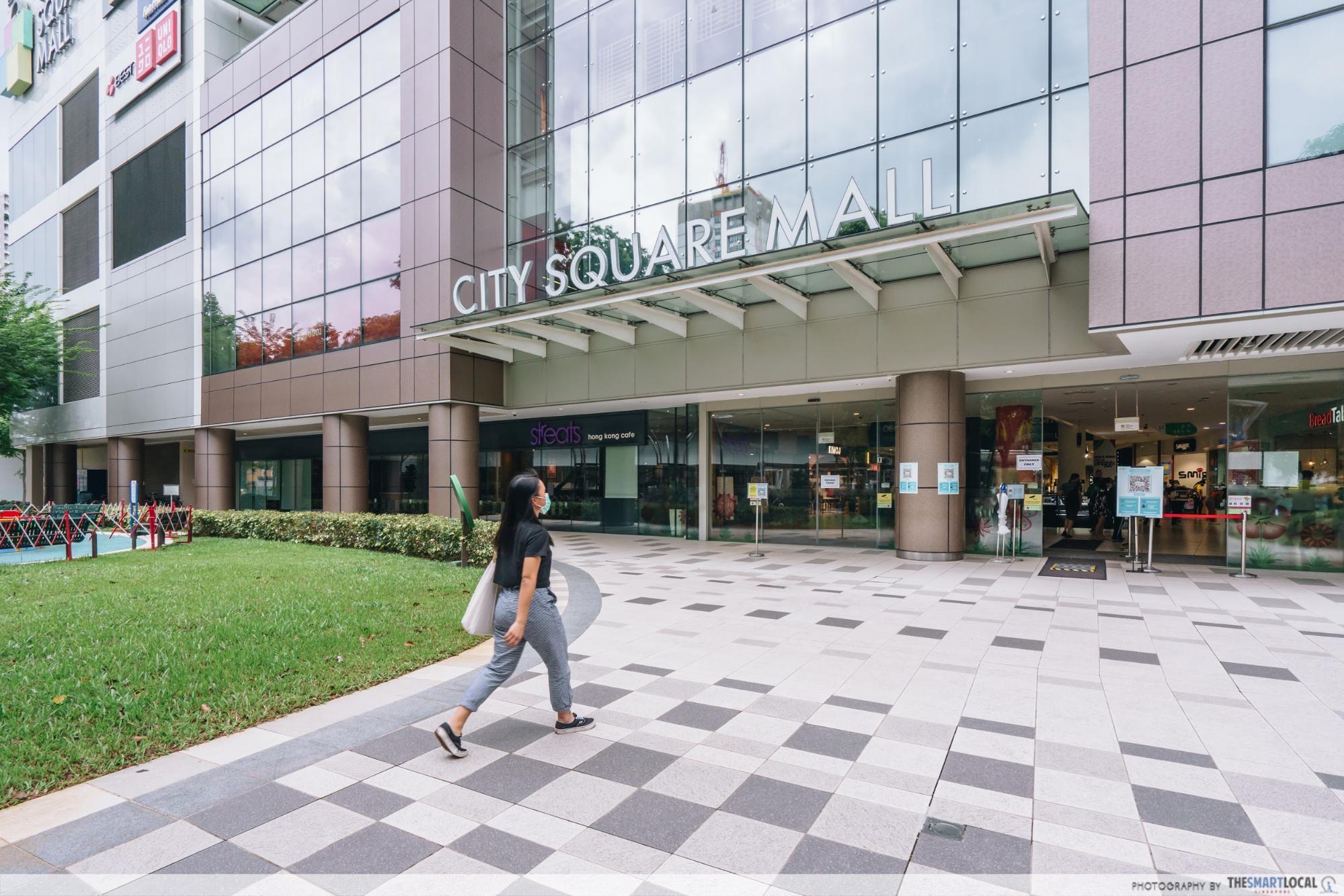 City Square Mall - Singapore Shopping Centre