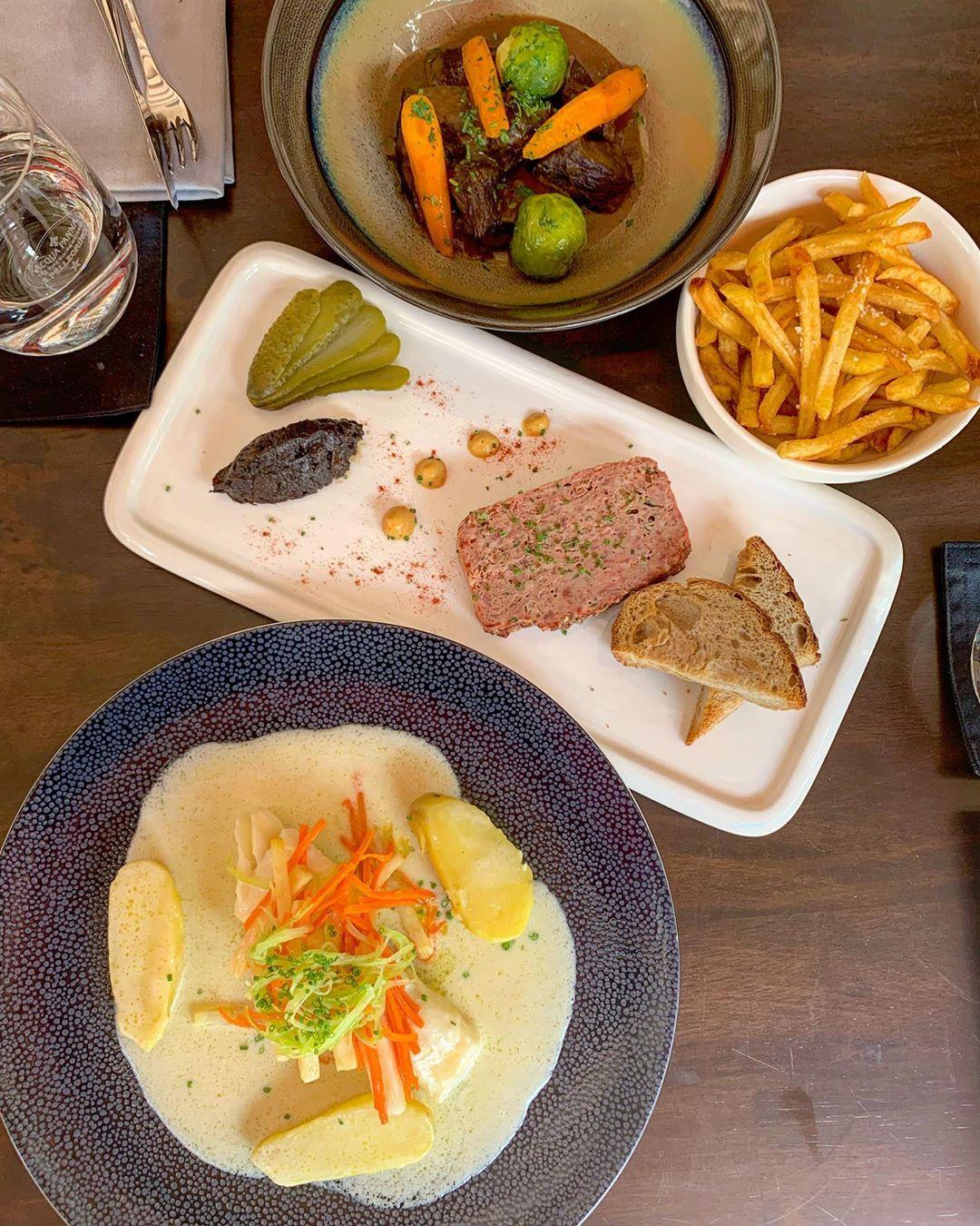 DBS Paylah Chope Exclusives - GaZette Belgian cuisine