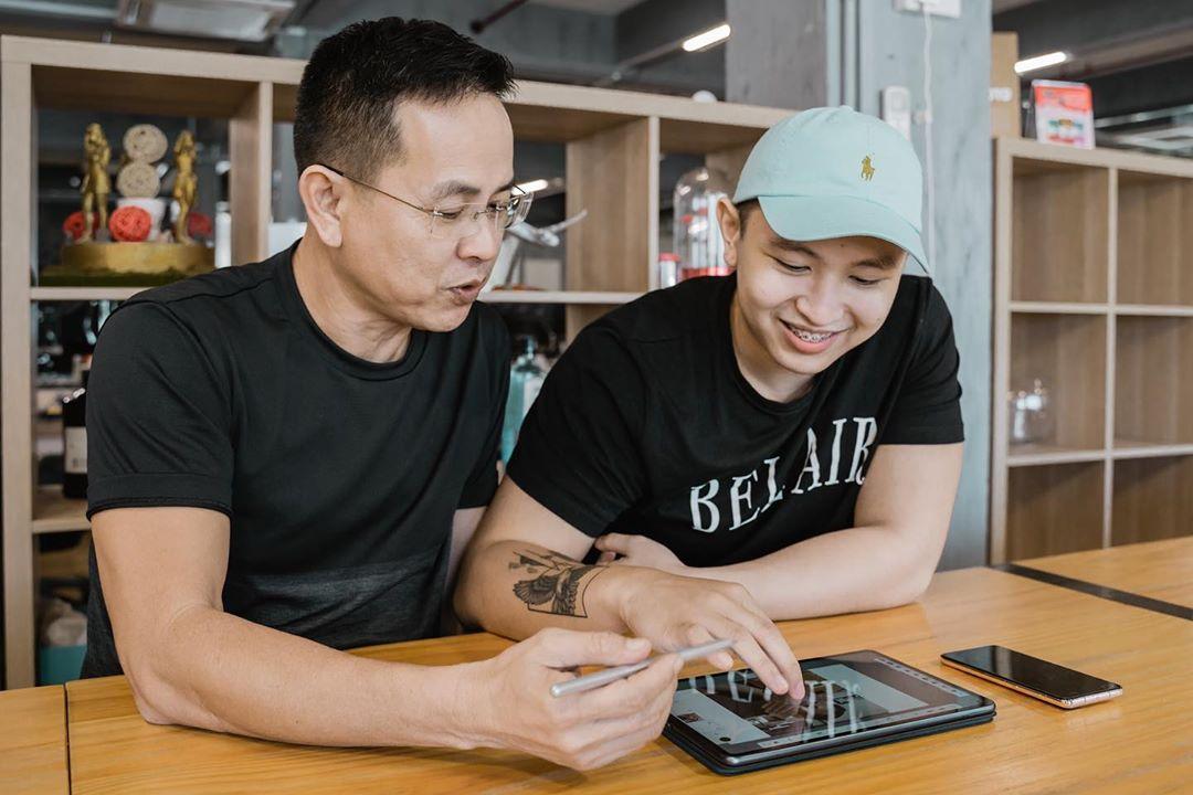Giving parents money - helping parents plan finances