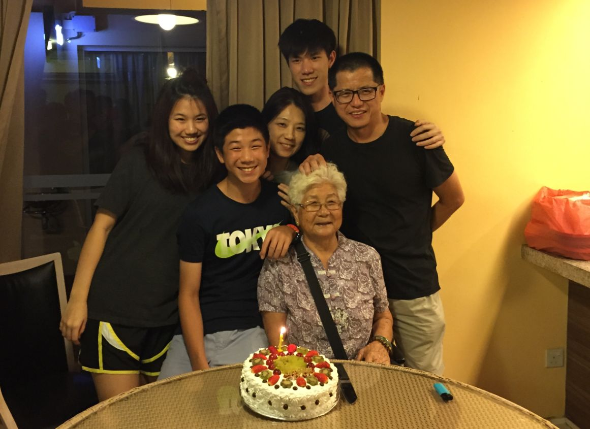 Filial piety in Singapore - taking care of elders