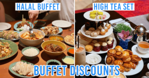 Hotel Dining Deals - Singapore 2020