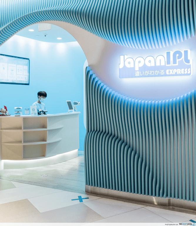 Japan IPL Express - Funan outlet