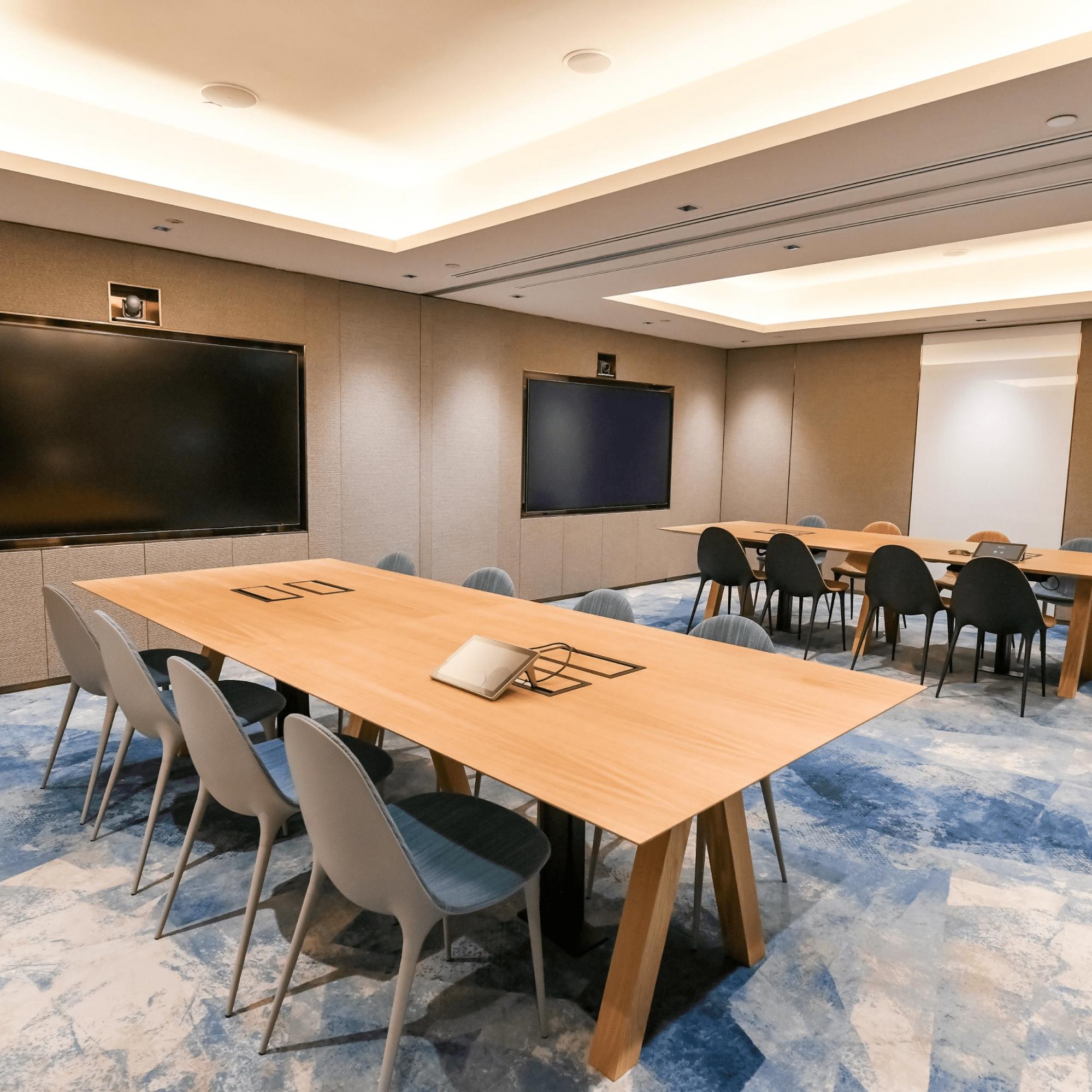 Jewel Changi Lounge meeting room