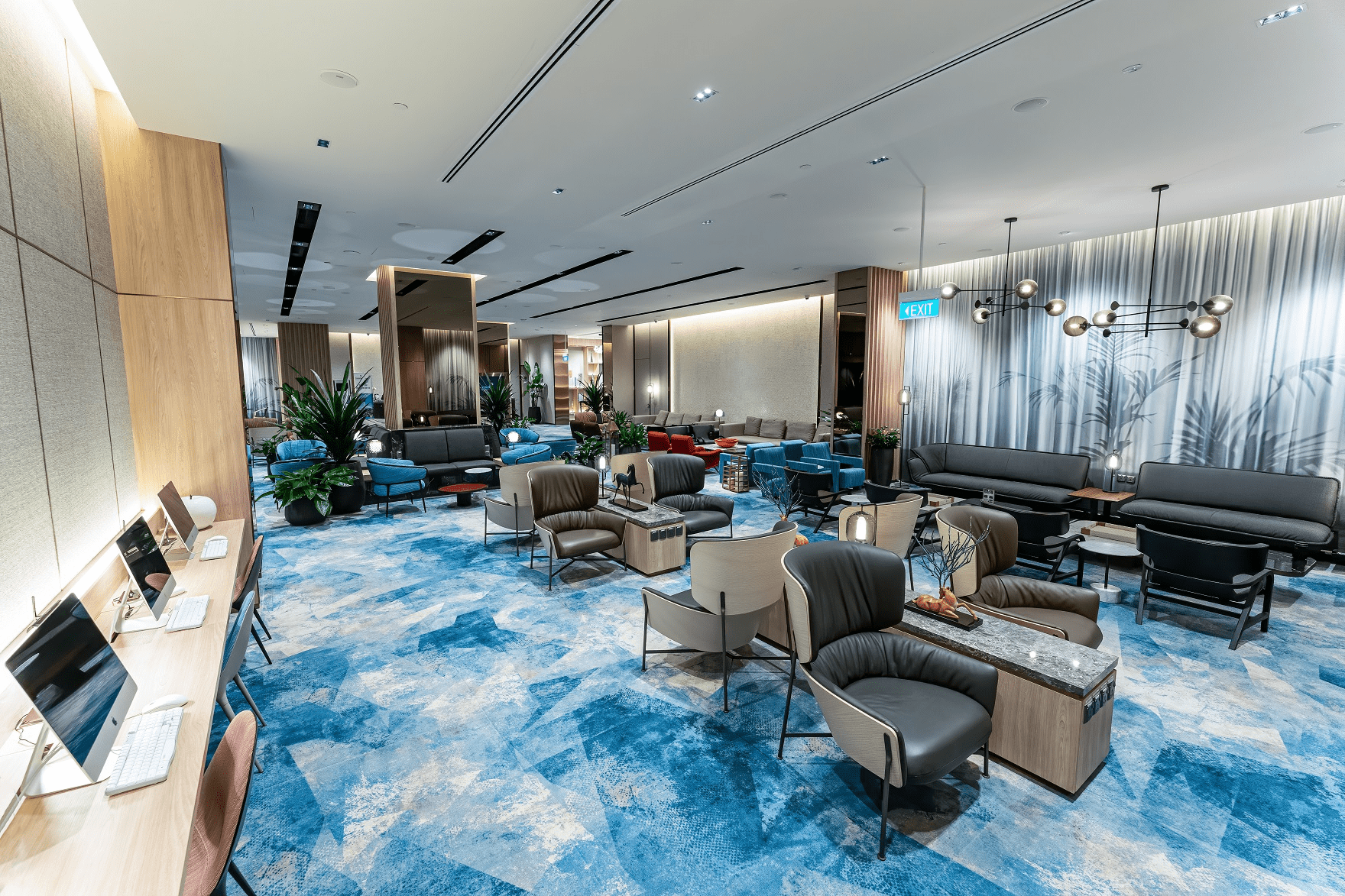 Jewel Changi Lounge