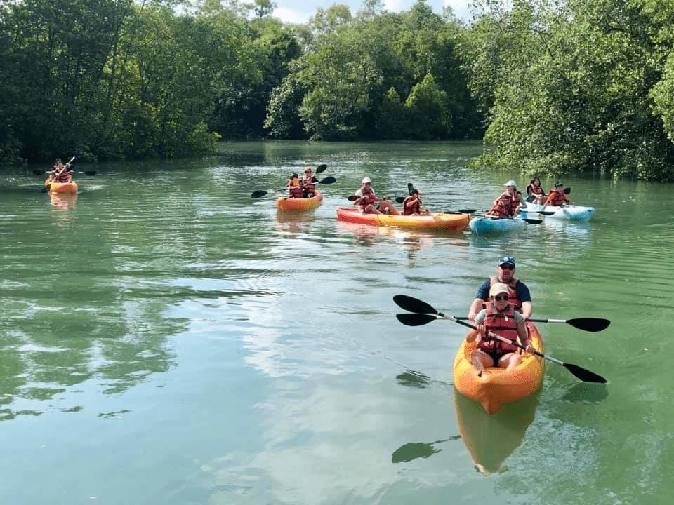 Adventures by Asian Detours Kayaking