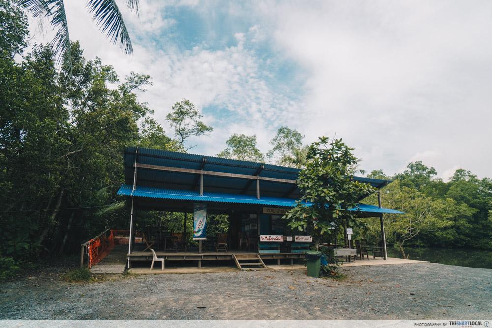 Pulau Ubin - Ah Ma Drink Store