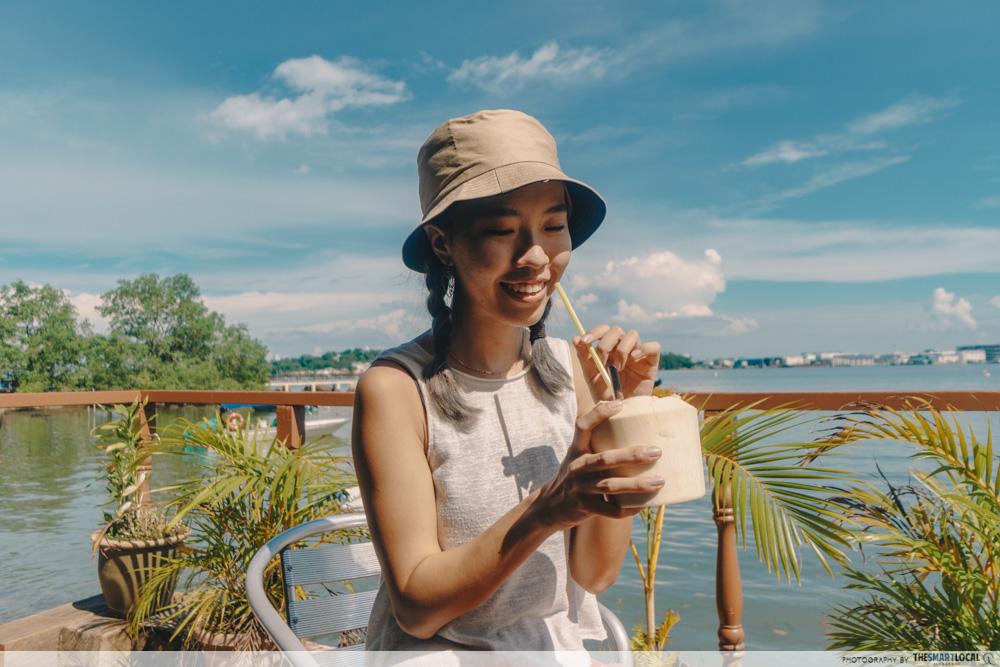 Pulau Ubin - Season Live Seafood