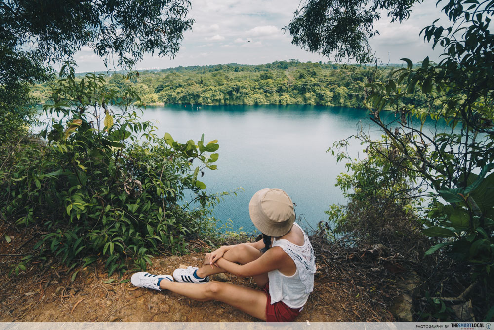 Pulau ubin guide - Puaka Hill
