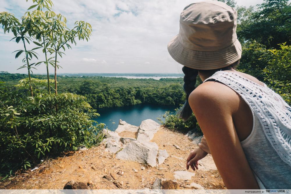 Pulau Ubin - Puaka Hill