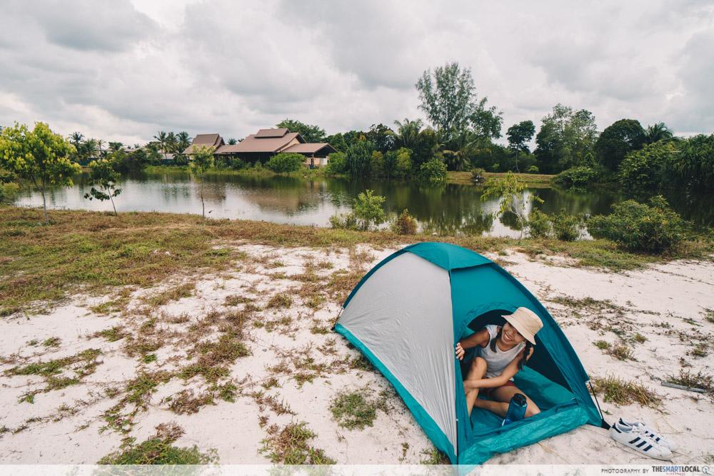Endut Senin Campsite