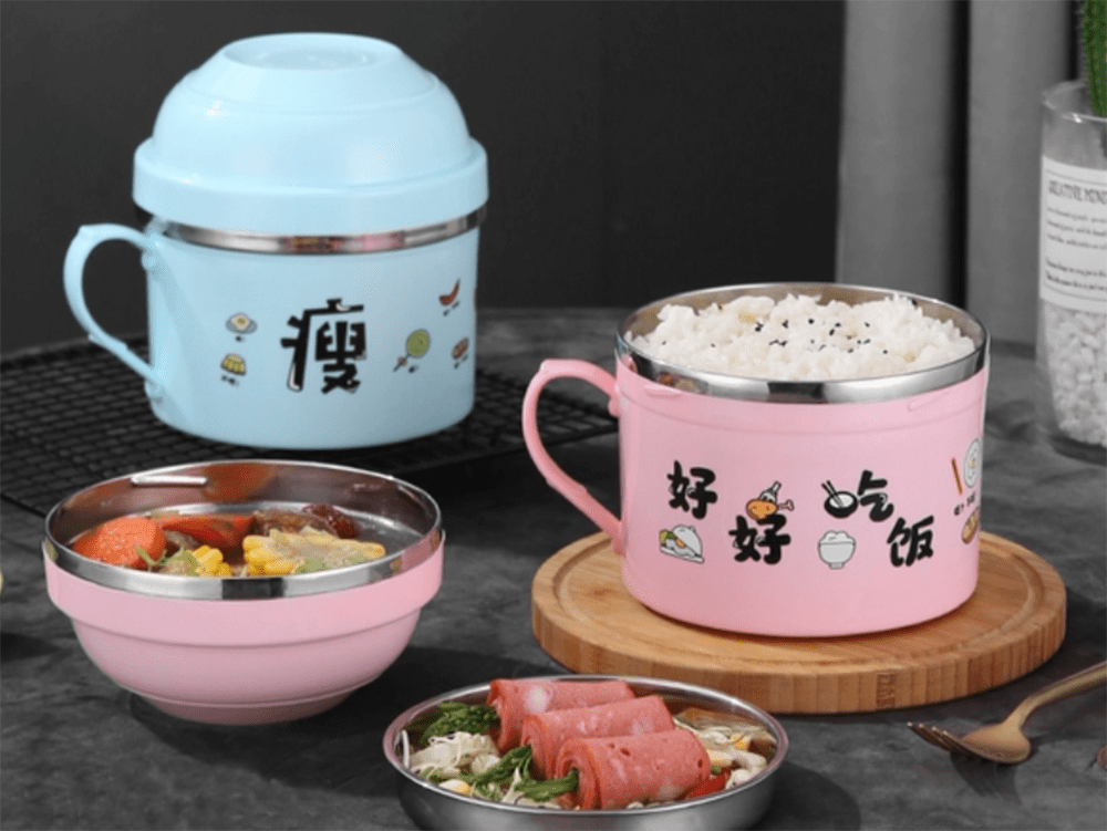 Reusable Food Containers - Multi-Purpose Set