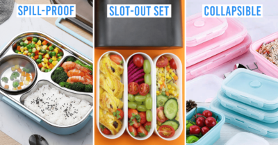 Reusable Food Containers in Singapore