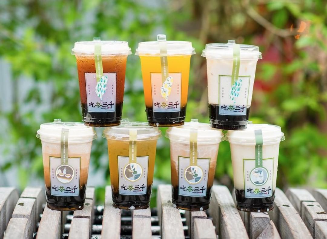 CHICHA San Chen Bubble Tea Delivery Singapore