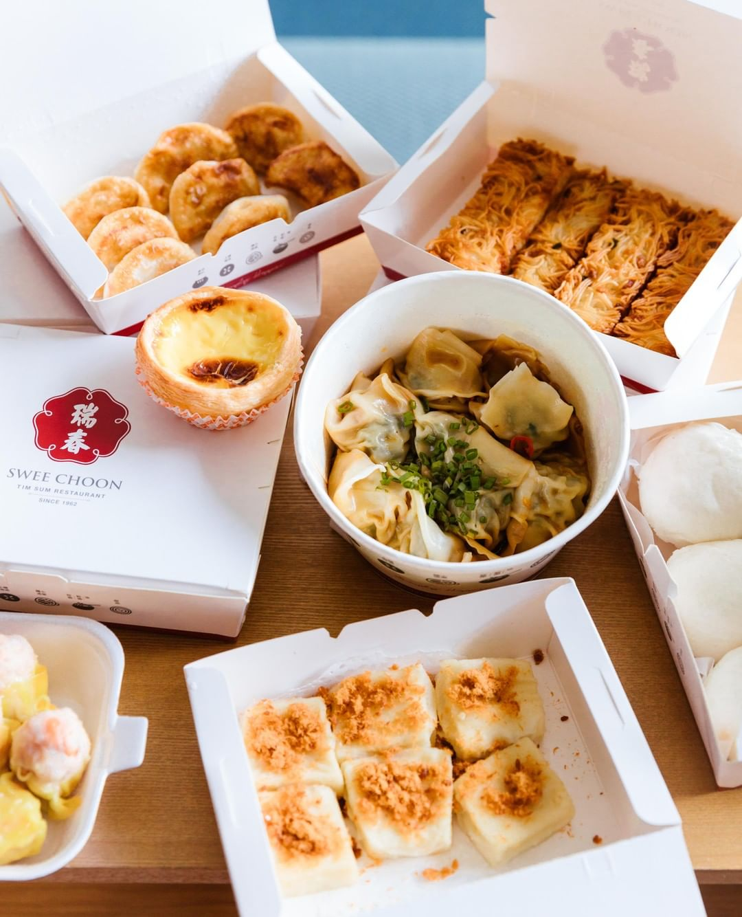 Swee Choon Dim Sum Delivery Singapore