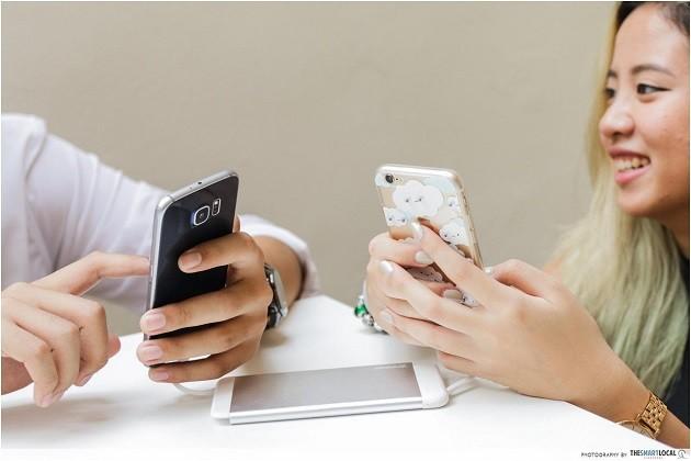 Phone covers side hustle