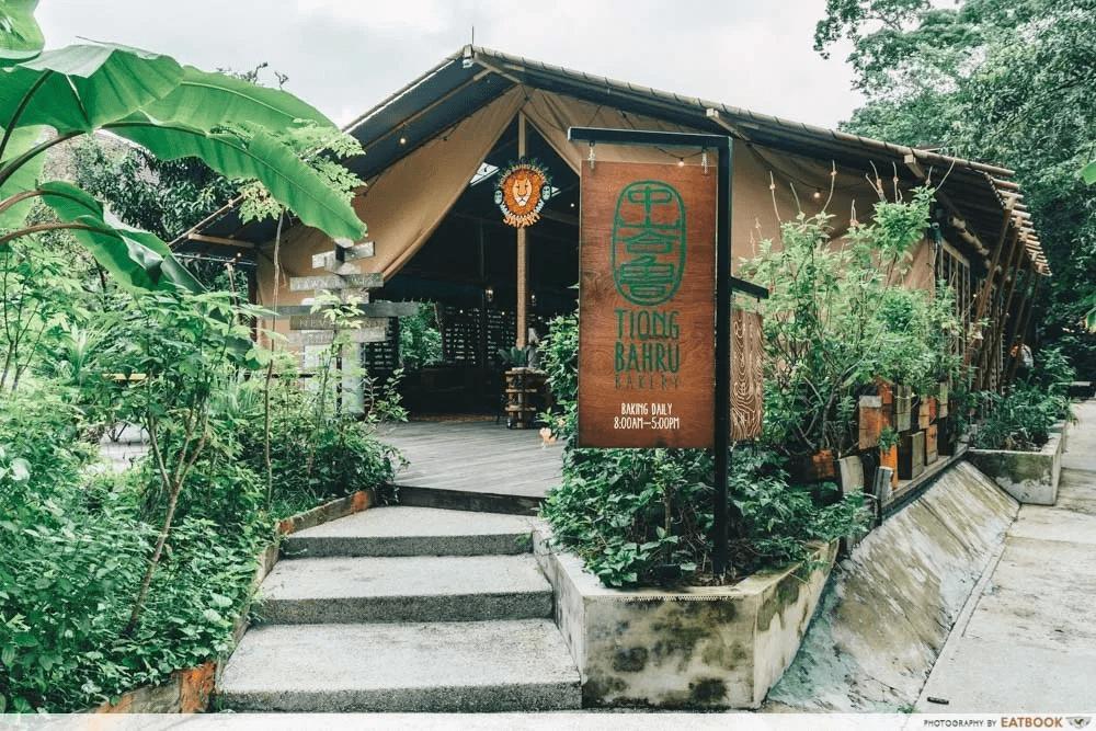 Singapore Road Trip Ideas - Tiong Bahru Bakery Dempsey Safari