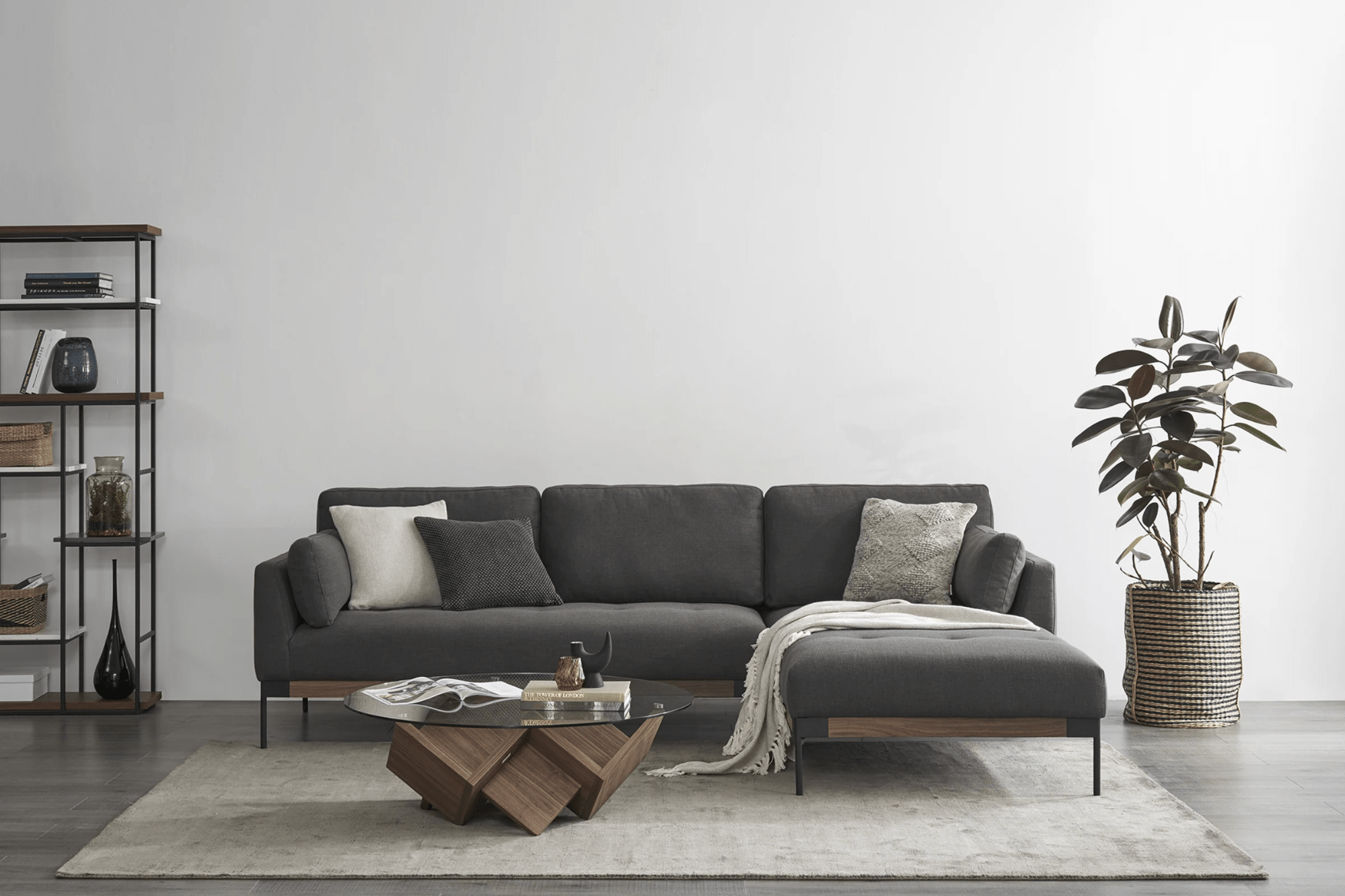 Ethan Chaise Sectional Sofa