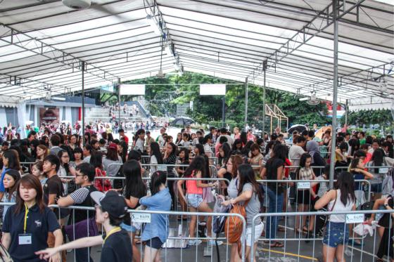 longest queues