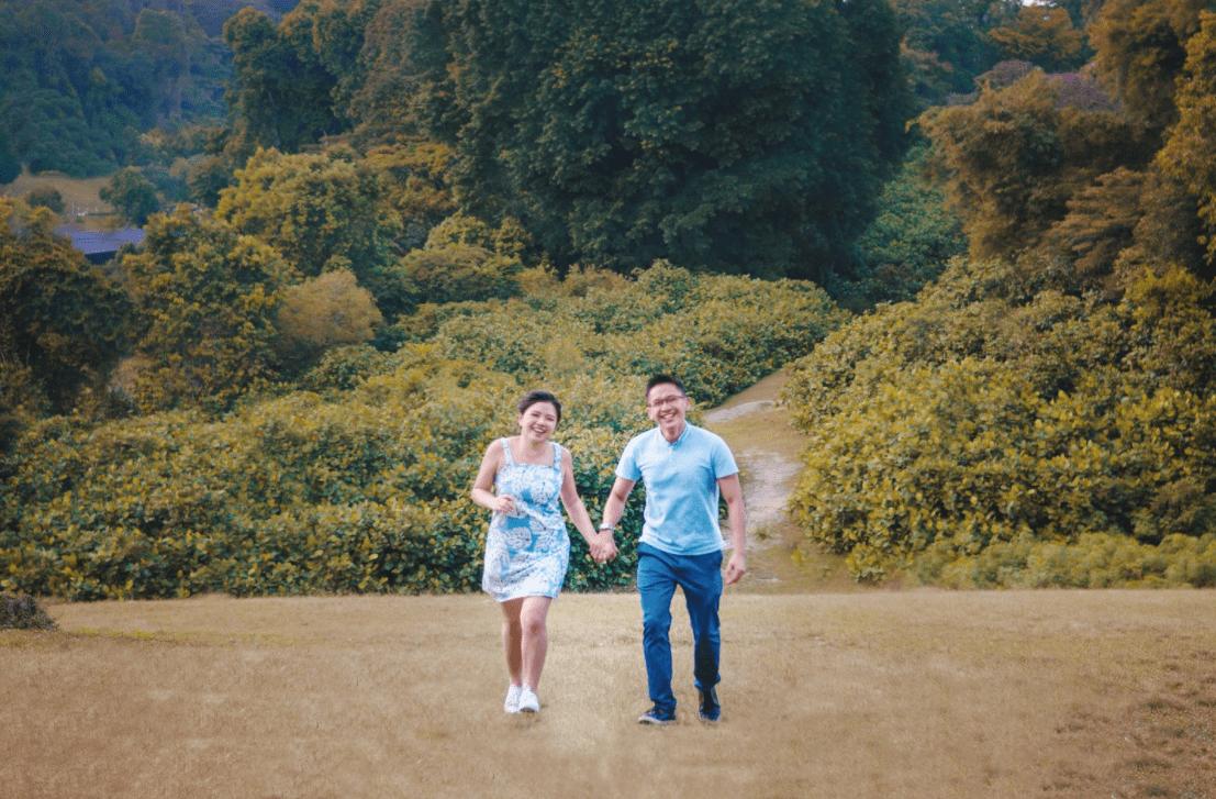 Yan Ning & Tun Wedding Photoshoot