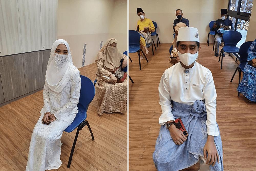 Tampine Mosque Singapore Wedding Solemnisation