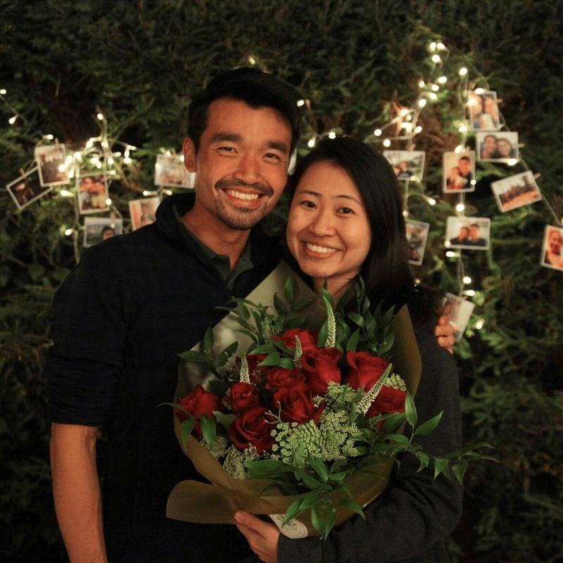 Justyne & Gervais Wedding Proposal Singapore
