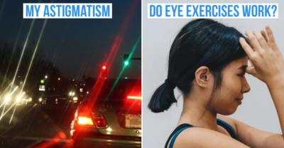 astigmatism symptoms singapore