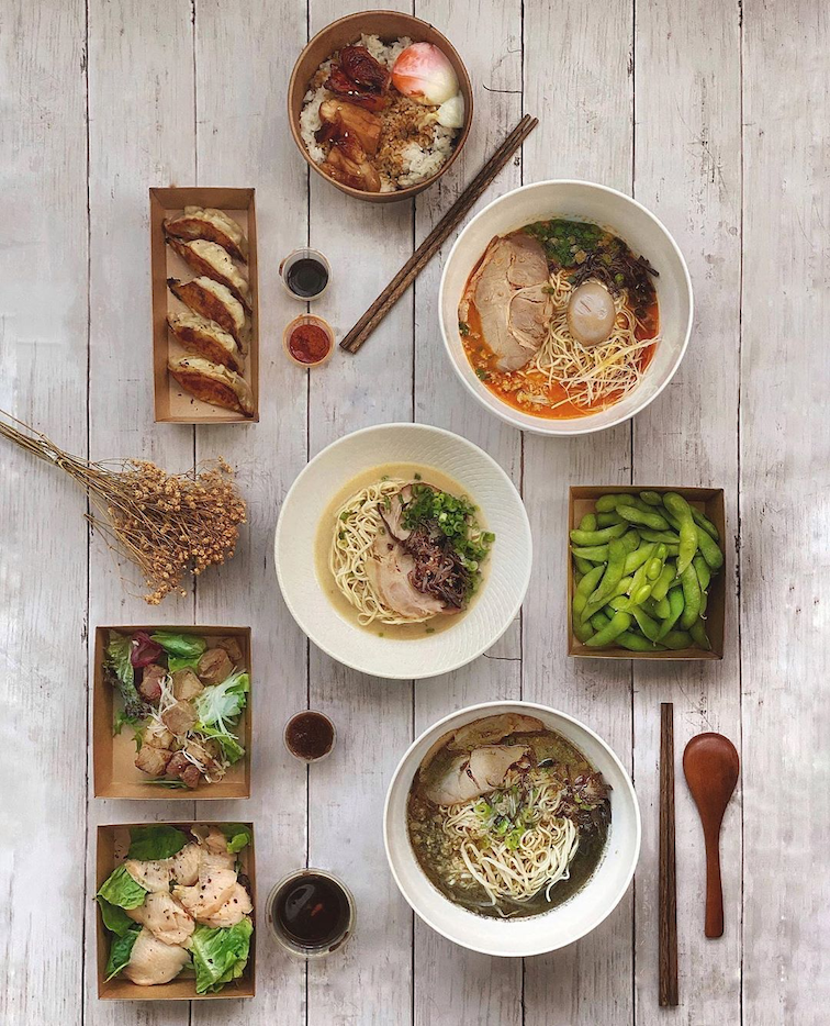 august 2020 deals - enjoy Michelin starred ramen at 1-for-1 this National Day.