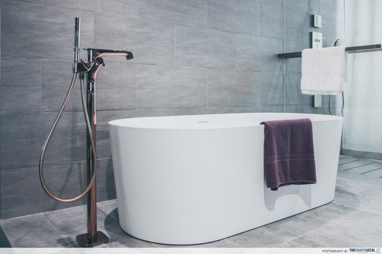 Bathtubs for HDBs Singapore