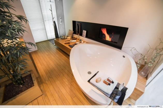 Singapore bathtubs - where to buy