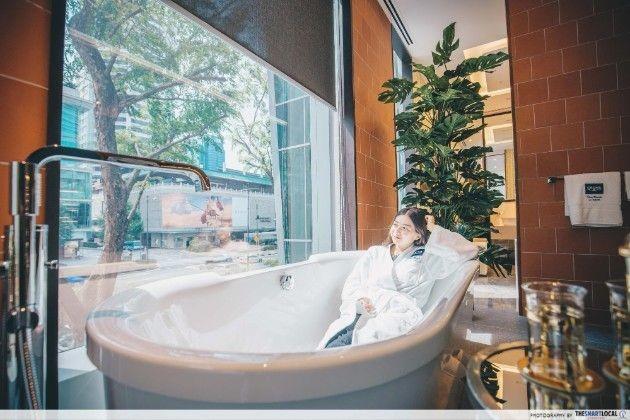 Bathtub for HDBs Singapore