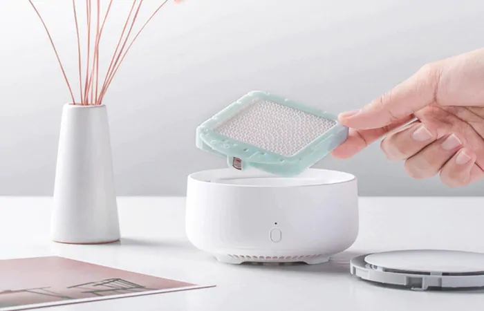 The refill for the Xiaomi Mijia mosquito repellent