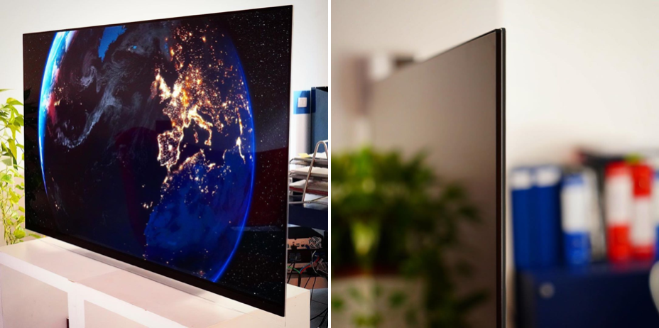 best smart tvs in singapore - the LG E9 is the best OLED TV