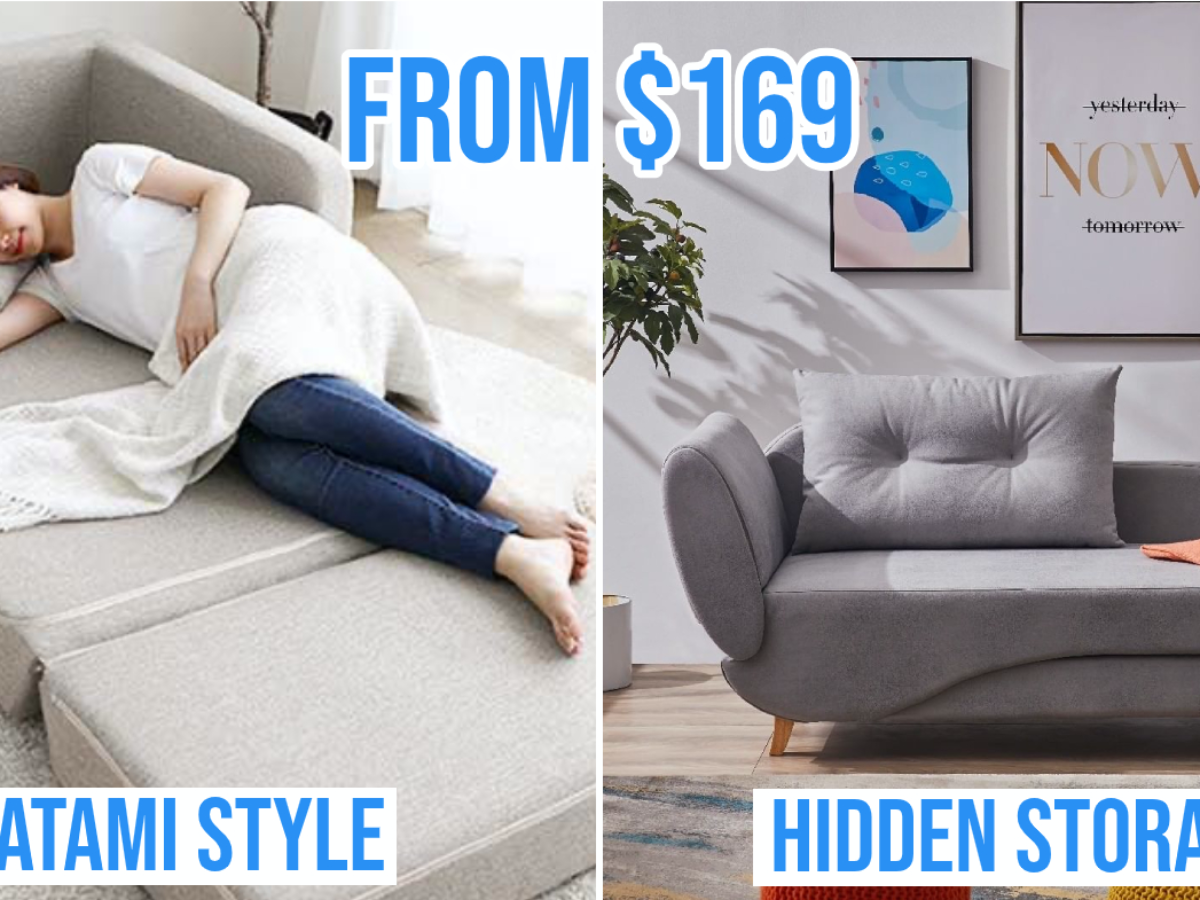 Picture of: 9 Best Sofa Beds In Singapore That Are Affordable And Comfortable For A Good Night S Sleep