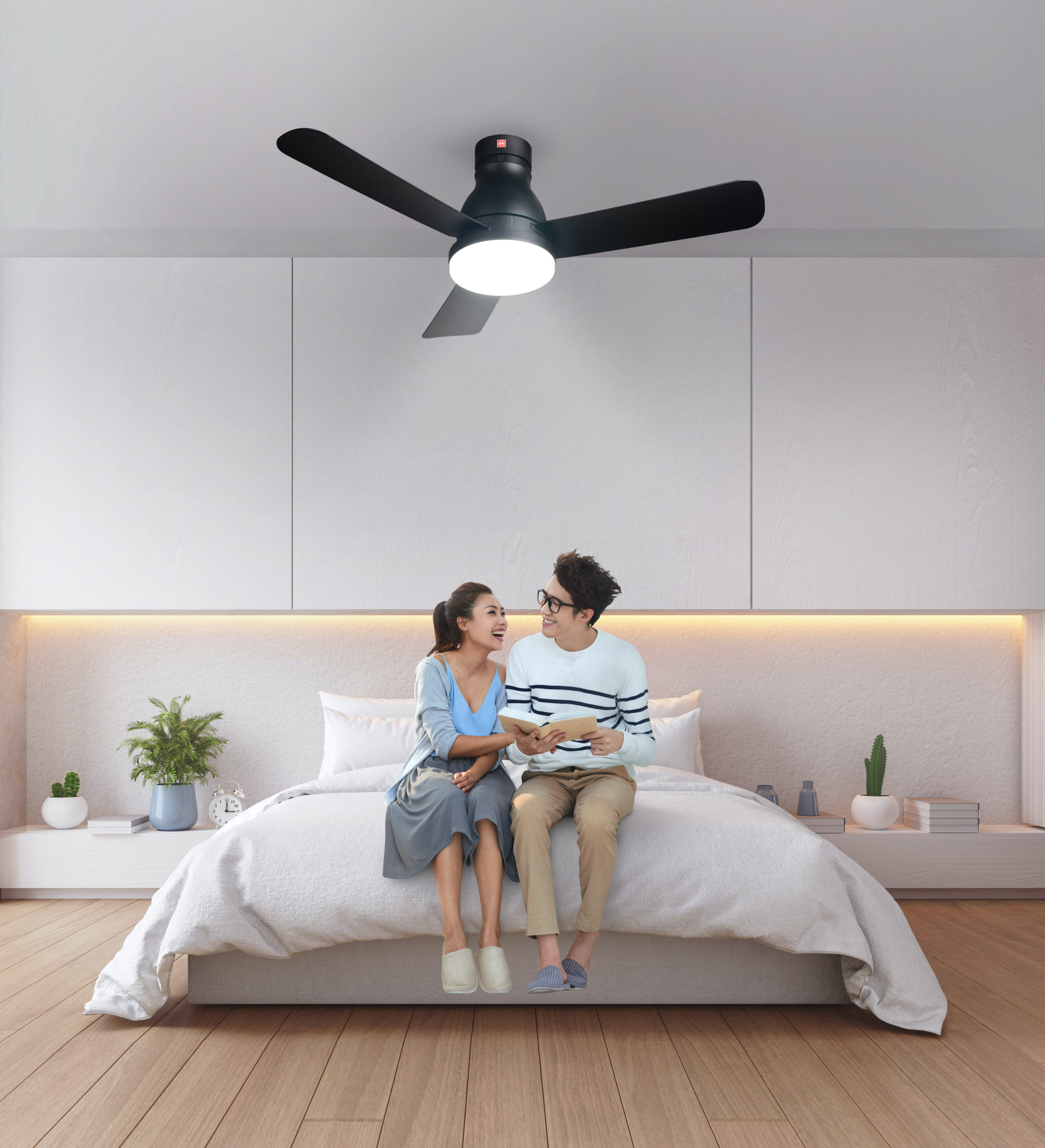 10 Best Ceiling Fans In Singapore With Bladeless Options To Stay Cool In 2020