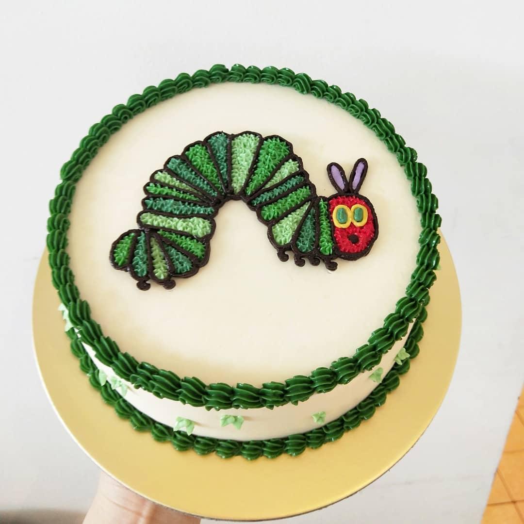 Customised Cakes in Singapore - Ugly Cake Shop